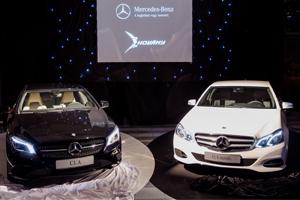 Hovány, Mercedes Benz