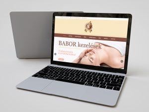 BABOR Kozmetika Rita weboldal