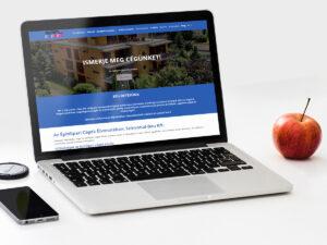 Színvonal-Bau weboldal