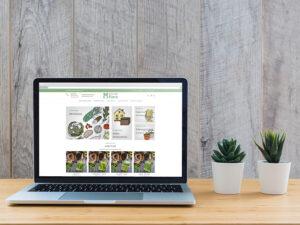 Kesjár Flora Weboldal