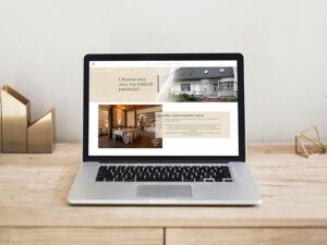 Szőlőfürt Fogadó Weboldala